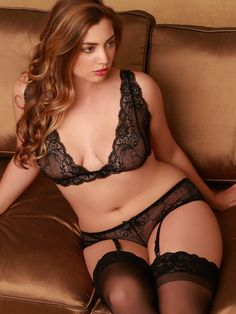 #plussize #lingerie {Sexy Saturday} Plus Size Lingerie for Your Wedding Night | Pretty Pear Bride http://prettypearbride.com/sexy-saturday-plus-size-lingerie-for-your-wedding-night/