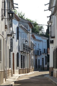 Street in Almagro