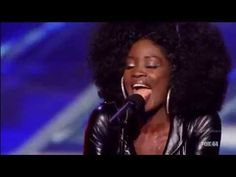 Lillie McCloud - Alabaster Box - The X Factor USA 2013 Auditions (MUST WATCH)