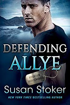 Title: Defending Allye Series: Mountain Mercenaries, 1 Author: Susan Stoker Publisher: Montlake Romance Genre and Pairing :. Got Books, Books To Read, Reading Online, Books Online, Book 1, The Book, Free Kindle Books, Book Photography, Free Reading