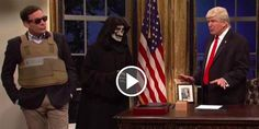 Saturday Night Live showed no mercy for the President and his son-in-law.