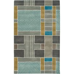 Found it at AllModern - Hand-Woven Area Rug