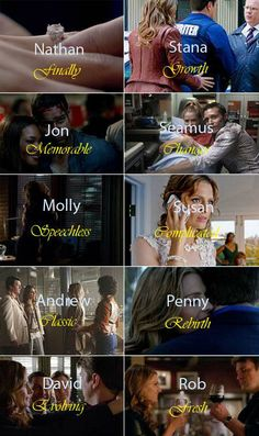 When asked to describe season 6 in one word... Little did we know!