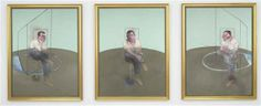 Francis Bacon, Three Studies for a Portrait of John Edwards