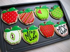 CRAH-ZY cookie decorating & links to recipe for cookies & royal icing