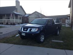 buy used 2011, Nissan, Frontier for sale