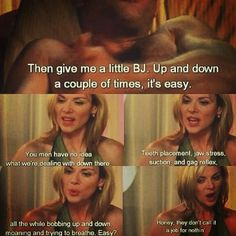 Sex and the city quotes samantha blowjobs