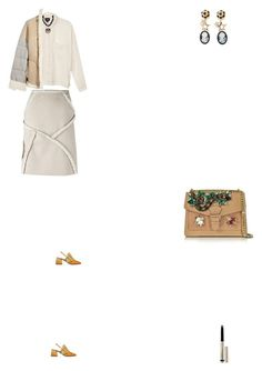"""""""Grace"""" by zoechengrace on Polyvore featuring Walter Van Beirendonck, Monki, Chloé, Beau Coops, Dolce&Gabbana, GEDEBE and By Terry"""
