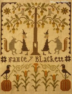 A Must Stitch from Pineberry Lane