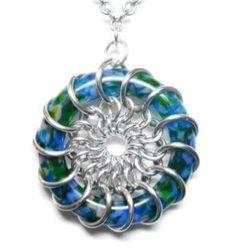 KIT - HyperLynks - Glass Dreams Blue/Green, KIT-HL-GLASS-DREAMS-BG