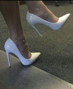 Super High Heels, Hot High Heels, High Heels Stilettos, Stiletto Heels, Classy Heels, Mode Disco, Lingerie Heels, Stockings Lingerie, Frauen In High Heels