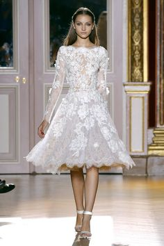 #Zuhair Murad Haute Couture Automne-Hiver 2012-2013 #LWD