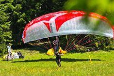 Gleitschirm Gleitschirmfliegen lernen Gleitschirmschule Flugschule Paragliding Fliegen Interlaken Bern Schweiz - Flugschule Ikarus Interlaken