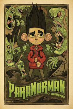 ParaNorman. Tim burton does it once again with this animated aventure thrill ride. Great use of 3D aswell.
