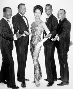 The Platters:   Beautiful songs  -  Only you; Twilight Time; My Prayer; The Great Pretender...