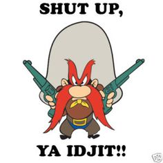 YOSEMITE SAM LOONEY TUNES CARTOON IRON ON TRANSFER | eBay