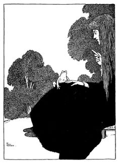 Hans Andersen's fairy tales' with illustrations by William Heath Robinson. Published 1913 by Constable & Co