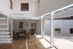 石切の住居 | Tato Architects – タトアーキテクツ / 島田陽建築設計事務所