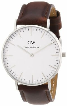 Daniel Wellington Damen-Armbanduhr St Andrews Analog Quarz Leder 0607DW: Daniel Wellington: Amazon.de: Uhren