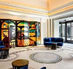 Hotel Villa Magna -Following a complete renovation, Madrid?s award-winning Hotel Villa Magna is more luxurious than ever.