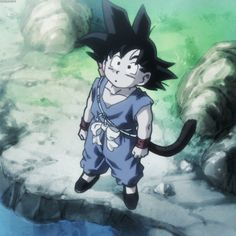 Dragon ball Super ending 7 Kid Goku, Dragon Ball Z, Manga Anime, Anime Art, Manga Dragon, Anime Merchandise, Anime Costumes, Fan Art, Animation
