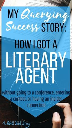 """How I Got My Agent"" stories were so important to me when I was a querying writer. Now I'm sharing my own querying story. Read on to see how I got my agent! Fiction Writing, Writing Advice, Writing Resources, Blog Writing, Writing Help, Writing A Book, Writing Prompts, Writing Ideas, Better Writing"