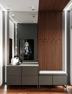 Entrance Hall Decor, Entrance Design, House Entrance, Entryway Decor, Hallway Furniture, Home Room Design, Home Interior Design, Living Room Designs, Hallway Designs