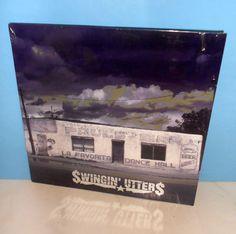 SWINGIN' UTTERS s/t LP Record SEALED Vinyl #punk