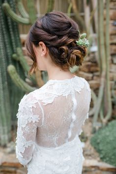weddinghair , brautfrisur , hochsteckfrisur , sukkulenten , Wedding , hochzeitsfrisur , vintagehair , updo