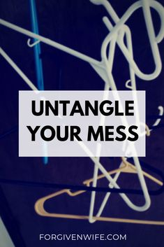If sexual intimacy is tangled up with other issues in your life, you can begin to untangle the mess, one step at a time. Intimacy Issues, First Step, Tangled, Forgiveness, Improve Yourself, Communication, Marriage, Relationship, Teaching