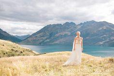 Gwendolynne dress (I'll take the view, too!)