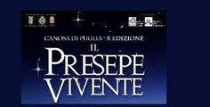 Presepe Vivente di Canosa di Puglia - X Edizione. Location: Chiesa Maria Ss. Di Costantinopoli  Via Chiesa Maria SS. Di Costantinopoli