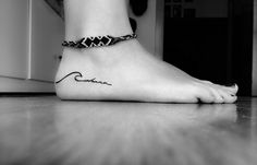 17 Small But Beautiful Tattoos Every Surfer Will Want - Cooler …