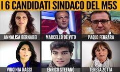 il popolo del blog,: per il movimento 5 stelle il candidato sindaco ssa...