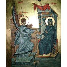 Annunciation - Byzantine Religious Art
