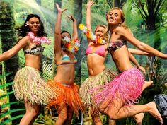 #hawajska impreza #hawaje
