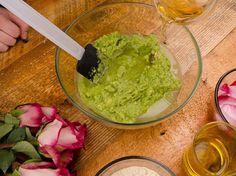 Restore Dull, Tired Locks With LUSH's DIY Avocado Hair Mask  by Vanessa Lamont, LUSH Cosmetics