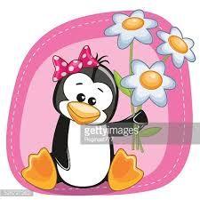 pinguins namorados desenho - Pesquisa Google