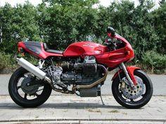 Moto Guzzi 1100i sport