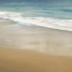 Surf and Sand I Print by John Seba at Art.com