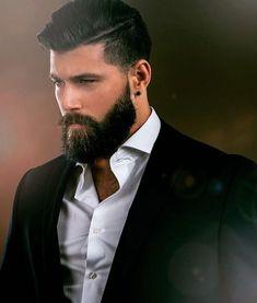 Sexy Beard Styles 50 Latest Beard Styling Ideas for Swag beard style boys . Sexy Beard Styles 50 Latest Beard Styling Ideas for Swag be. Barba Sexy, Bart Styles, Sexy Beard, Thick Beard, Man Beard, Man With Beard, Beard Suit, Full Beard, Beard Lover
