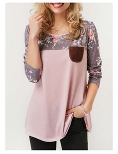 Trendy Tops For Women, Casual Skirt Outfits, Casual T Shirts, Ladies Dress Design, Shirt Blouses, Fashion Online, Tunic Tops, Clothes, Button