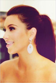 Kim Kardashian gorgeous