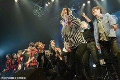 Bts Bangtan Boy, Bts Jimin, Seokjin, Hoseok, Sapporo, Kpop, Concert, Boys, Winter
