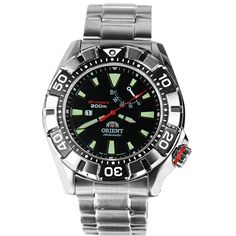 Orient M-Force Automatic Power Reserve Watch SEL03001B