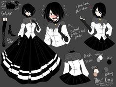 Alternate swap [ Missi Alternative Dress] by CNeko-chan