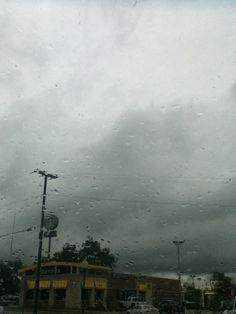 Rainy town 1