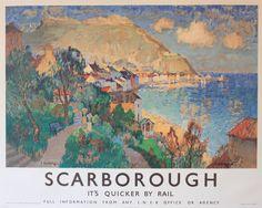 Scarborough - LNER - 1930's - (Gorbatoff) -