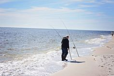 Get that line in the water for terrific fall fishing, but #LeaveOnlyFootprints when you return home.