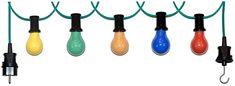 sehr hell  Beleuchtung, Lichterketten, Außen & Innen Bunt, Tools, Fairy Lights, Balcony, Lighting, Summer, Instruments